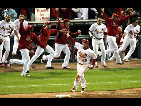 MLB: A Game to Remember 2011 World Series Game 6 Rangers @ Cardinals