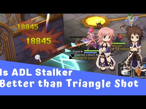 ADL Stalker Bow Build, Ragnarok Mobile, Eternal Love