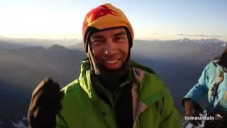 8451_ Valery Rozov Base Jump Pilier d'Angle Massif du Mont Blanc