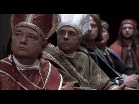 Mittelalter Heiliges Römisches Reich - Italienpolitik, Kreuzzüge, Pest
