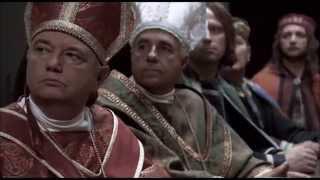 Mittelalter (Heiliges Römisches Reich - Italienpolitik, Kreuzzüge, Pest)