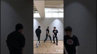 200902 SuperM TikTok Video Update