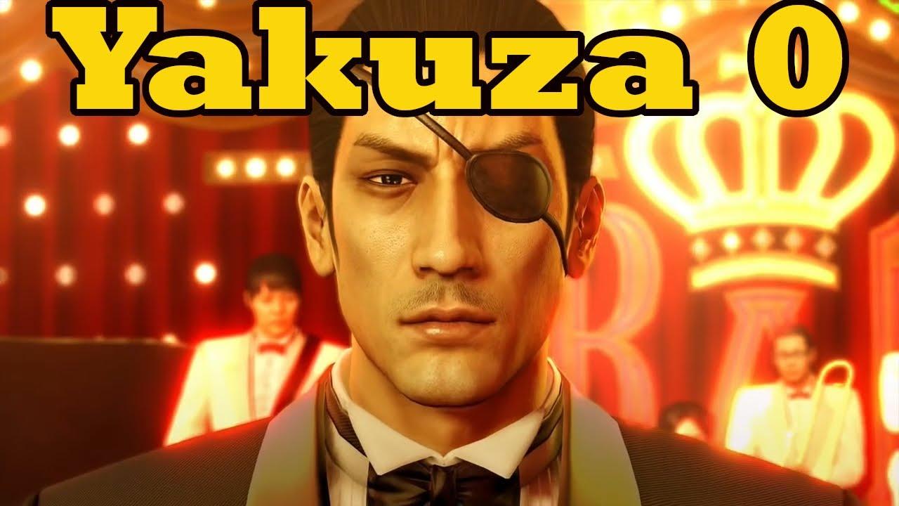 Yakuza Kart: Double Dash - Yakuza 0