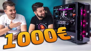 ΤΟ GAMING PC ΤΩΝ 1000€ & Giveaway! | TechItSerious