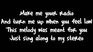 Stereo Hearts - Gym Class Heroes Ft. Adam Levine (lyrics)