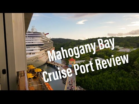 Mahogany Bay Cruise Port Review