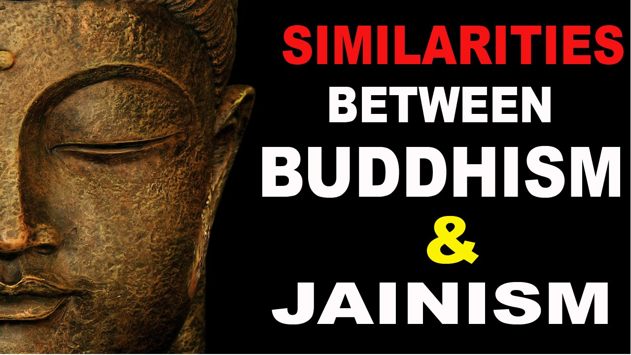 comparison around buddhism in addition to jainism works for scholarships