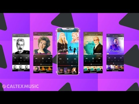 Caltex Music | Download The App Today