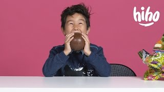 Kids Try MORE Easter Candy   Kids Try   HiHo Kids