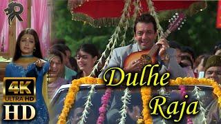 Dulhe Raja HD | Hum Kisise Kum Nahin 2002 | Alka Yagnik & Udit Narayan | Sanjay Dutt & Aishwarya Rai