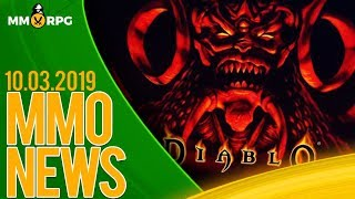 DIABLO NA GOG, dalej Warcrafty oraz... - MMONews 10.03.2019