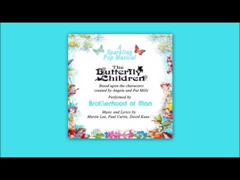 Brotherhood of Man - The Butterfly Children (1992)