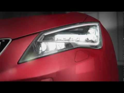 New seat leon 2013 full led youtube for Seat leon led verlichting