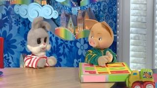 СПОКОЙНОЙ НОЧИ, МАЛЫШИ! - А что я нашел! 🐷 Познавательные мультфильмы для детей