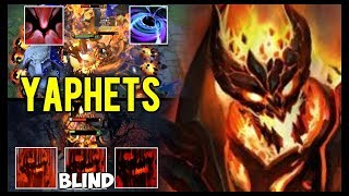 We Call him SF God for a Reason - YaphetS Shadow Fiend Boss