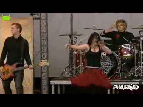 Evanescence Haunted (Download Festival 2007) HD