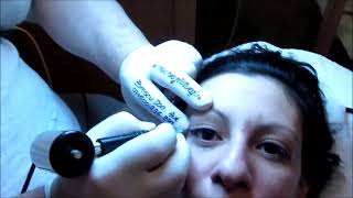 Tatuaj ochi. Galerie cu 2000 video http://www.machiajtatuaj.ro Zarescu Dan $UT M5350