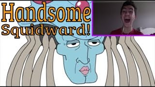 """""""Handsome Squidward!"""" Reacting To I Attempted My First Pokemon Nuzlocke"""