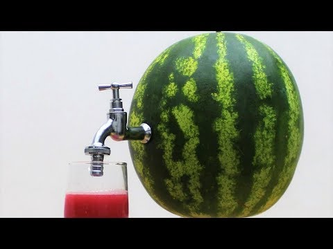 16 Smart Ideas and Watermelon Tricks