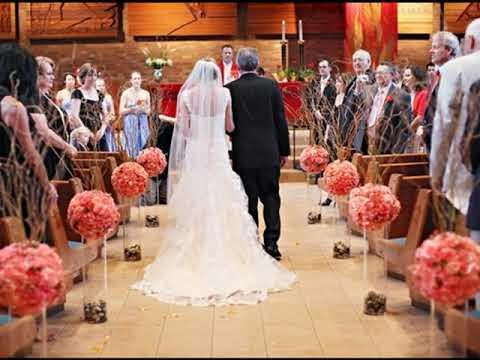 Kirche Hochzeit Dekoration Ideen Youtube