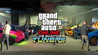 GTA 5 Online Live TUNERS HEIST UPDATE SPENDING SPREE and MORE