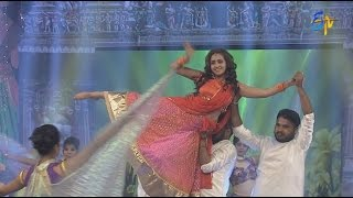 Lasya,Srimukhi Performance - Hai Hai Vinayaka - 5th September 2016 – ETV  Telugu