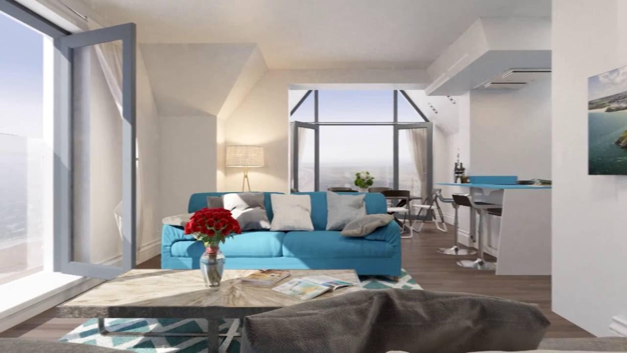 51º Laude South Beach Tenby Apartment 14 Internal Walkthrough