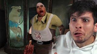 EL LABORATORIO SECRETO DEL CARNICERO !! NUEVA ACTUALIZACIÓN - Mr Meat (Horror Game)