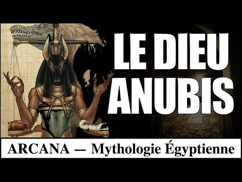 Anubis, Le Guide Des Morts - Mythologie égyptienne