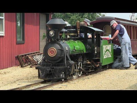 Whiskey River Railway Day 2014