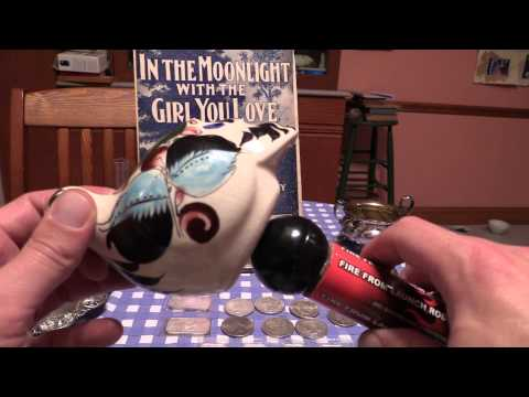 Car Boot Haul & Silver Bars British Picker Video 8