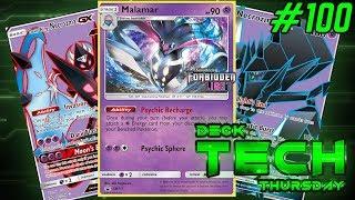 FINAL EPISODE! Malamar Psychic Box Pokemon TCG Standard Deck Profile! | Deck Tech Thursday #100