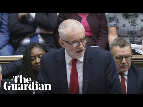 Boris Johnson implores MPs to 'get Brexit done' in crucial Saturday vote