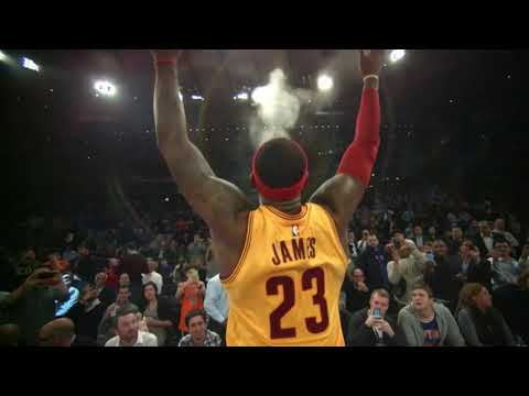 "Lebron James Mix ""Outside Today"""