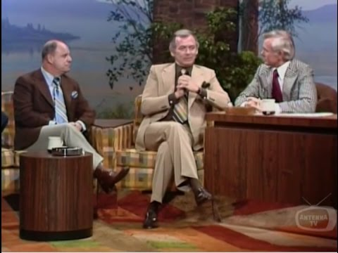 Don Rickles & David Janssen Carson Tonight Show 1976
