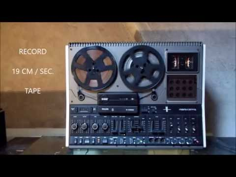 PHILIPS N4506 RECORD & PLAYBACK DEMONSTRATION