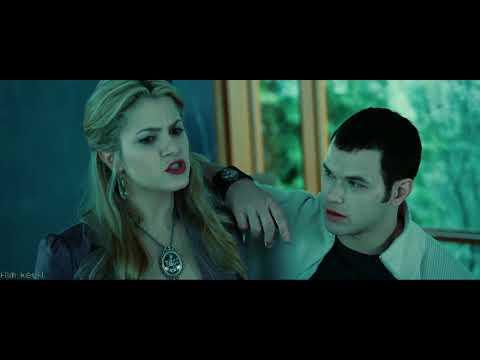 Alacakaranlık | Bella Cullen Ailesiyle Tanışıyor - (1/2) HD (Türkçe Dublaj)