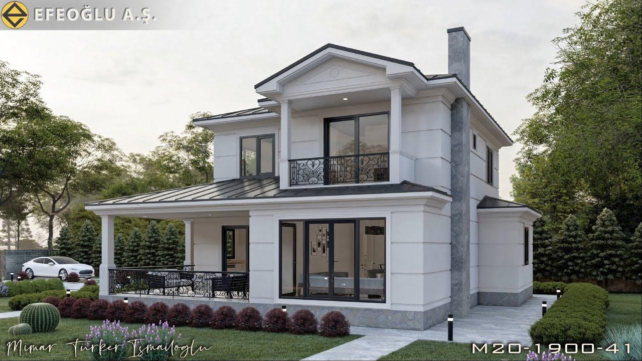 Hayran Kalacağınız Müstakil Ev Modelleri   En Beğenilen 8 Ev Modeli Sizler İle