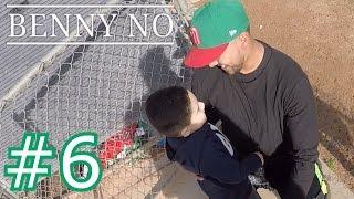 PLAYING SOFTBALL WITH LUMPY! | BENNY NO | VLOG #6