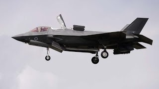 Turkish and U.S. officials discuss removal from F-35 program