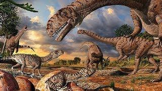 لماذا إنقرضت الديناصورات
