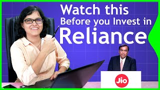 Fundamental Analysis Of Reliance Industries Limited (Jio Fiber Update) By CA Rachana Phadke Ranade