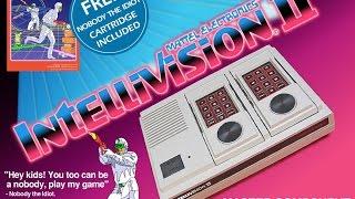 1982 Mattel Intellivision II Atari - Kutu Açılımı | Transforgamers.com