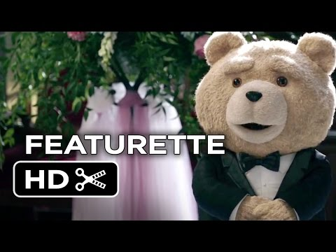 Ted 2 Featurette - A Look Inside (2015) - Seth MacFarlane, Mark Wahlberg Comedy Sequel HD