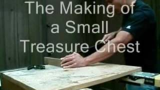 The Making Of A Small Treasure Chest Part 3