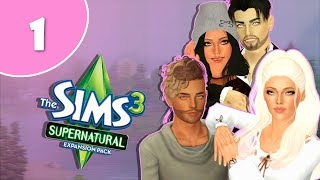 ENCHANTING TALES 🔮✨ || The Sims 3: Supernatural || Part 1