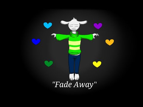 """Fade Away"" - Undertale Animation"