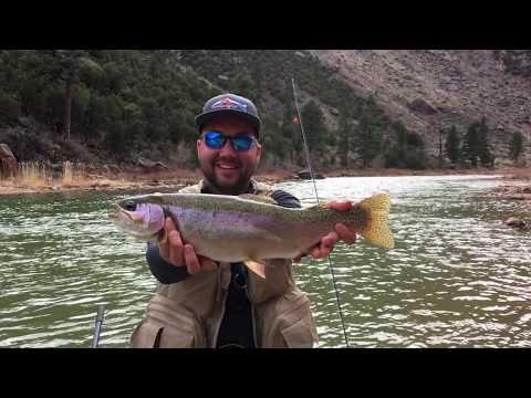 Green River Fly Fishing - April 2016