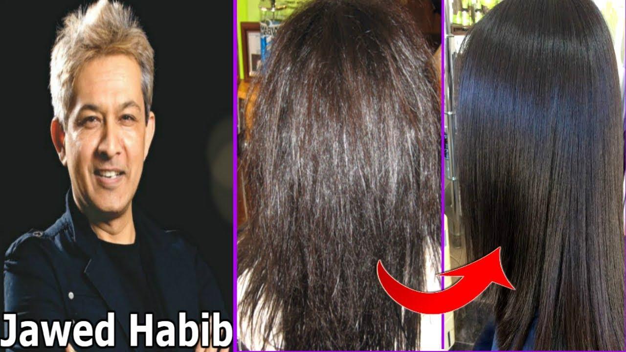 try this jawed habib best treatment for dry damaged hair ~get shiny, soft, smooth hair   priya malik