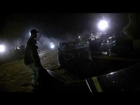 WHYNOT MOTORSPORTS PARK 8/19/17 SHARP MINI LATE MODEL HEAT #1